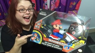 MARIO KART 8 RC CAR REVIEW - ANTI GRAVITY RC RACER TOY REVIEW