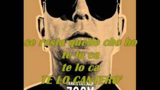 "09 FRANCO RICCIARDI FT. THIEUF ""TE LA CANTERO"