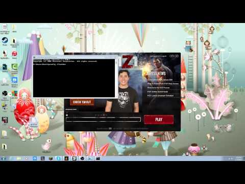How to fix H1Z1 error data 11004