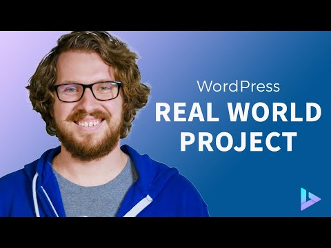 Create A Front-end Account Page WITHOUT A Plugin! - Advanced WordPress Development Tutorial thumbnail