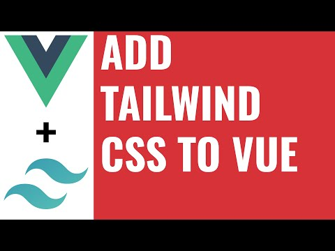 Add Tailwind CSS to a Vue project in less than 4 minutes - Build an SPA in Vue Tutorial #2 thumbnail