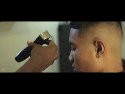 The Basement Barber Experience | Cinematic Haircut | FadedByAyden