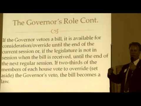 Tea Party Network Friday 13, 2013 Legislative Process   John Hallman