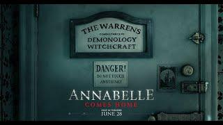 Annabelle 3  Comes Home (HD) Official Trailer | Türkçe Altyazılı