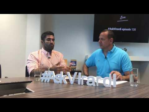 Michael R. Virardi / #AskVirardi / Episode 135
