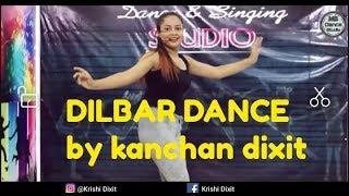 DILBAR  || Satyameva Jayate || Dance Choreography || John Abraham || Krishi Dixit (MB Team)