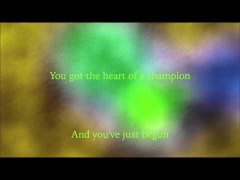 Champion - Photronique [Official Lyric Video]