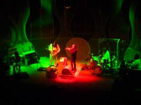 GENESIS 'The Musical Box', THE MUSICAL BOX (Tribute). Barcelona 26/11/2014