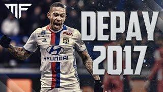Memphis Depay | Amazing skills & goals | Lyon 2017 | HD