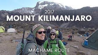 Mount Kilimanjaro Machame Route GoPro