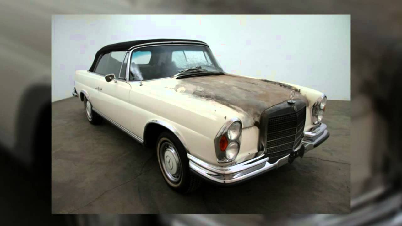 1971 mercedes benz 280se 3 5 cabriolet for sale youtube. Black Bedroom Furniture Sets. Home Design Ideas