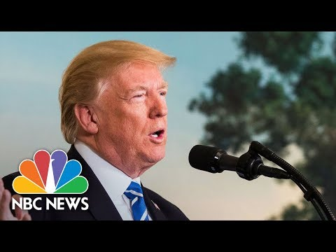 President Donald Trump honors Pearl Harbor Remembrance Day With A Proclamation | NBC News