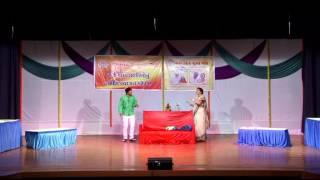 Gujarati Natak Saam Daam Dand Bhed Part 2