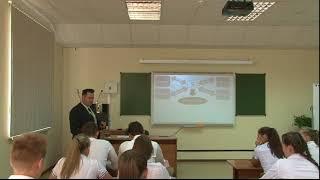 Урок обществознания, 10 класс, Хеорхе_И. И., 2017