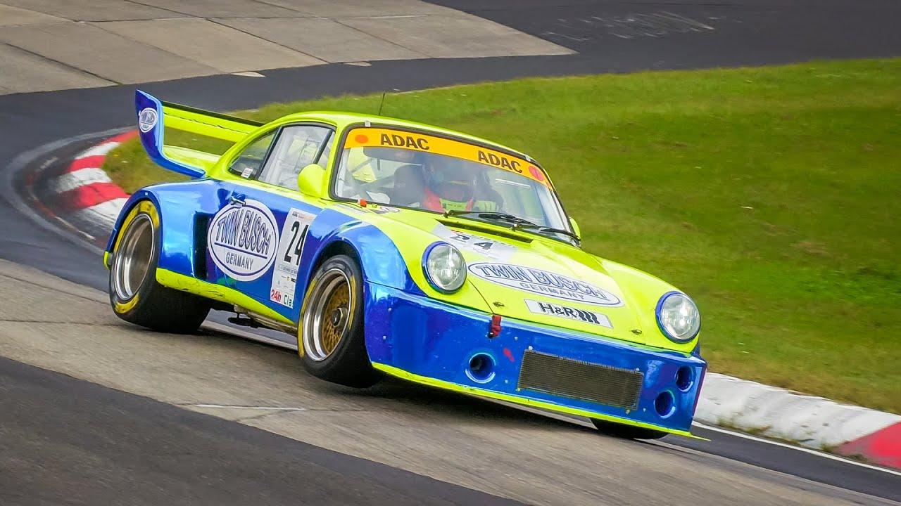 Nürburgring ADAC 1000km Race - Rare & Classic Sportscars Racing on the Nordschleife!