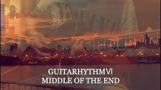Middle Of The End【布袋寅泰】GUITARHYTHM? Cover ♯12