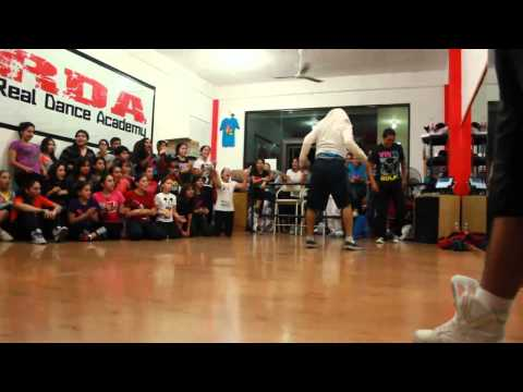 RDA REAL DANCE ACADEMY 2012