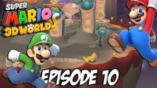 Super Mario 3D World: Let's Fun | Windows et compagnie... | Episode 10 Thumbnail