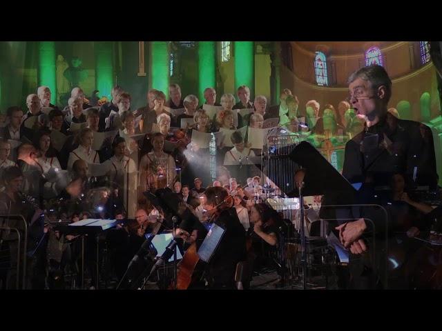 Extrait de l' Oratorio 'L'Enfant au cœur de colombe - Annonciation'
