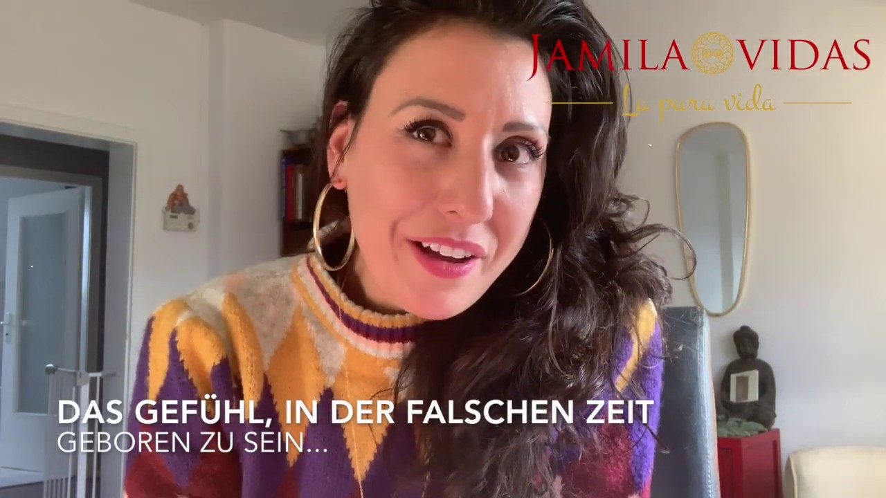 Download Anachronismus bei Hochsensiblen I Jamila Vidas