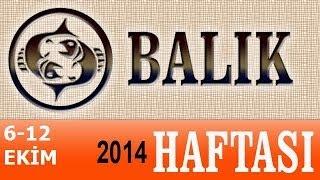 BALIK Burcu, HAFTALIK Astroloji Yorumu, 6-12 EKİM 2014