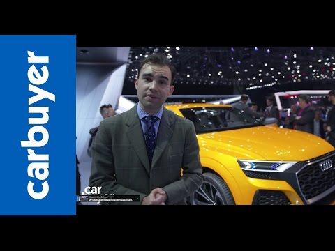 2017 Audi Q8 Sport Concept walkaround – Geneva Motor Show 2017