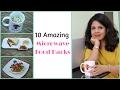10 Amazing Microwave Food Hacks | Easy M