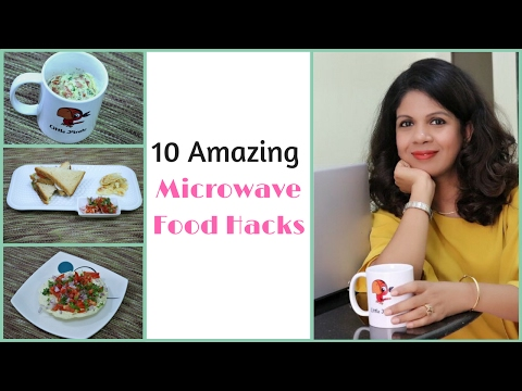 10-amazing-microwave-food-hacks-|-easy-microwave-recipes-|-indian-kitchen-hacks