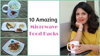10 Amazing Microwave Food Hacks- Easy Microwave Recipes