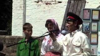 Старочеркасск. Стихи донского казака Туроверова Н.Н.