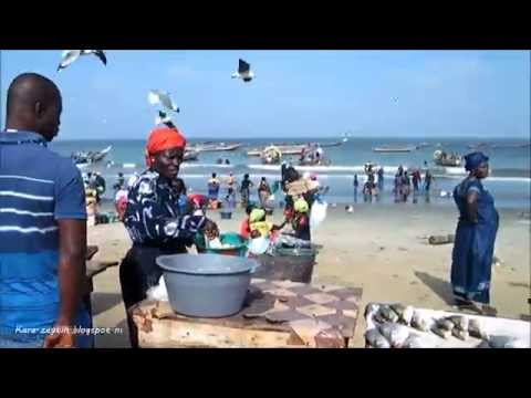Gambia Preview: Tanji Fish Market