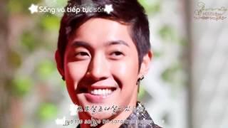 [Vietsub kara] The Reason I Live - Kim Hyun Joong