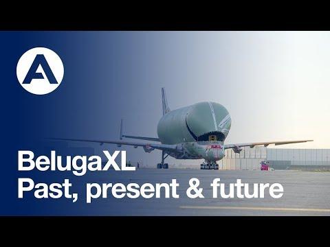 Beluga XL: Airbus' next-generation cargo airlifter