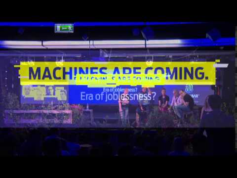MACHINES ARE COMING An era of joblessness?