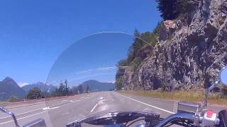 Sea to Sky Highway - Boom Mounted Gopro - Bone Tired Flat Broke