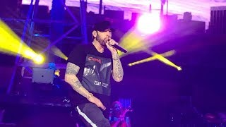Eminem - Fall (Live at Wellington, New Zealand, 03/02/2019, Rapture 2019)