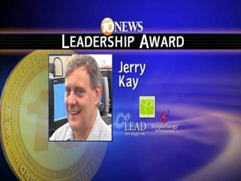 Jerry Kay Leadership Award Nativity Prep Academy
