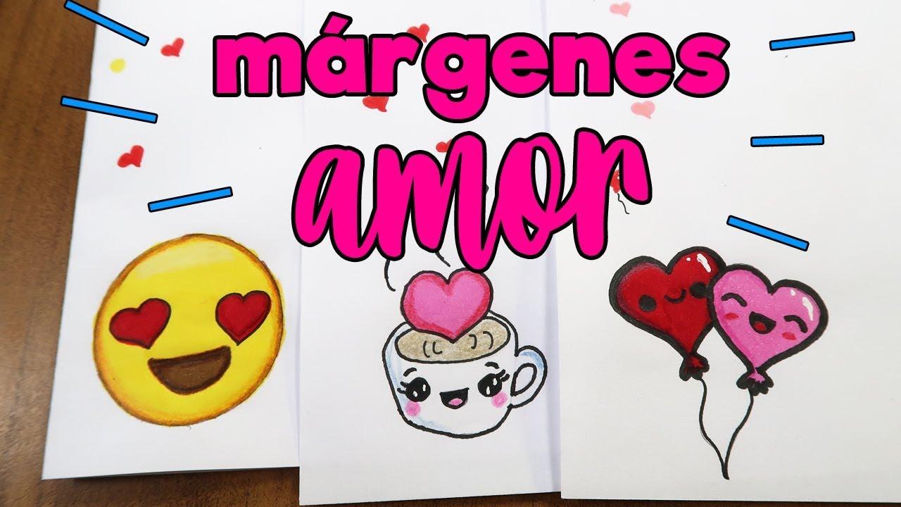 Dibujos para una carta de amor faciles