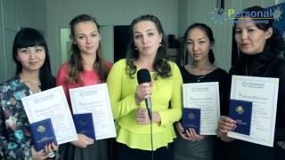 Видео отзывы курсы маникюр педикюр в Учебном центре Personal