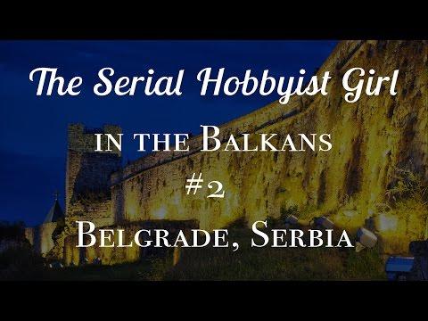 Balkans Vlog #2 Belgrade, Serbia.  That sunset!
