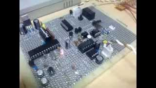 PIC18F252マイコンによる自作の電子オルゴールに、後藤まりこさんの「Re...