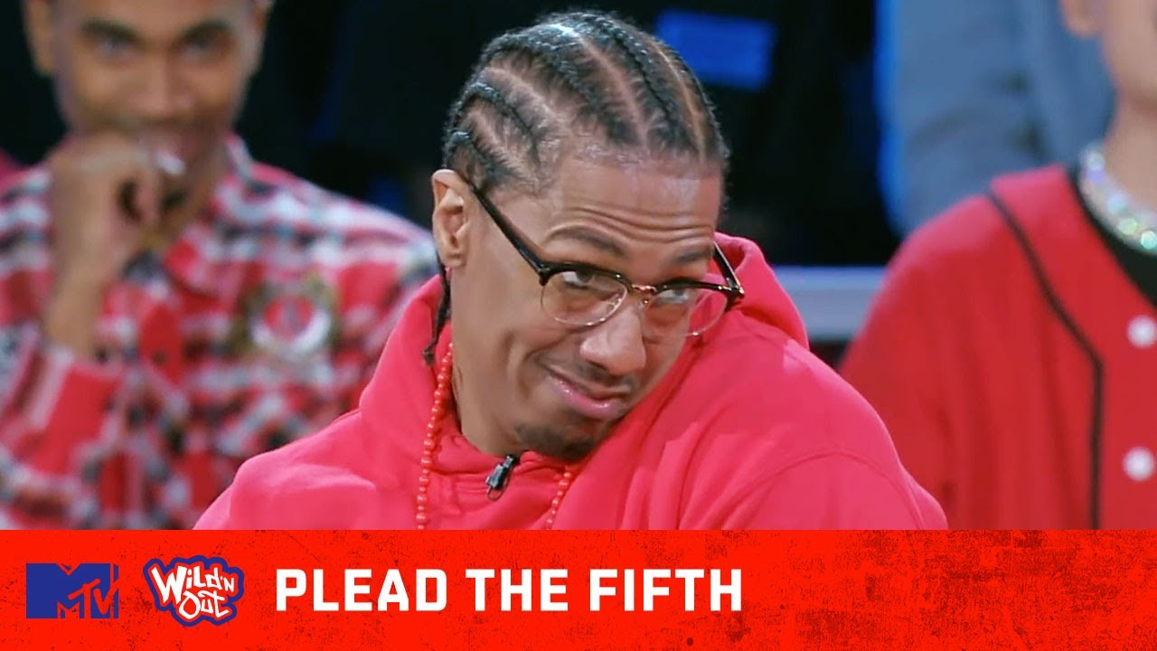 Karlous Miller & Nick Cannon Go Head-to-Head in #PleadTheFifth 🤫 Wild 'N Out