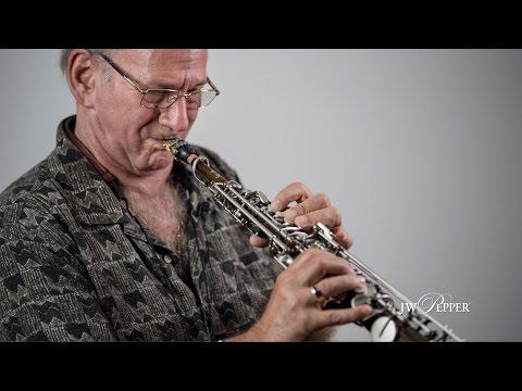 Dave Liebman - Soprano Sax Improv