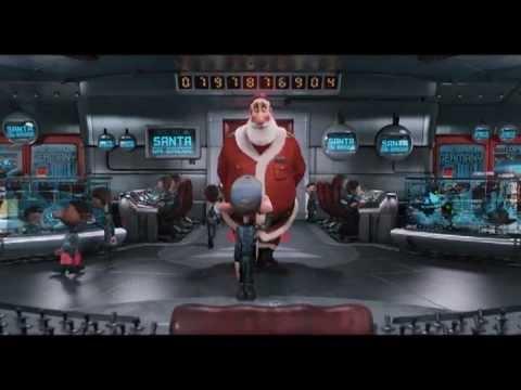 Mission : Noël Les aventures de la famille Noël  (Arthur Christmas) - Maintenant en DVD et Blu-ray