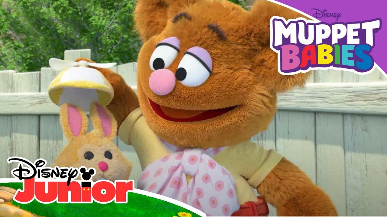 Muppet Babies: Mi colegui y yo | Disney Junior Oficial