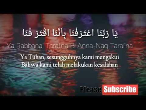 Al Asyraf Ya Rabbana Tharafna Lirik
