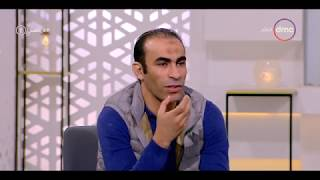 8 الصبح - سيد عبد الحفيظ : شريف إكرامي من أفضل حراس المرمى في مصر