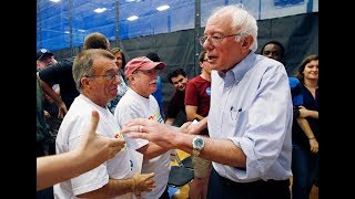 Send Us Your Questions For Bernie's Next Town Hall