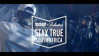 Video Boiler Room & Ballantine's Present Stay True South Africa: A Dancing Nation download MP3, 3GP, MP4, WEBM, AVI, FLV Juli 2018