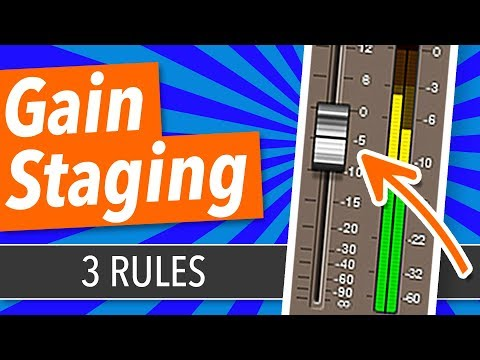 Gain Staging: The 3 Rules You Need To Know - BehindTheSpeakers.com